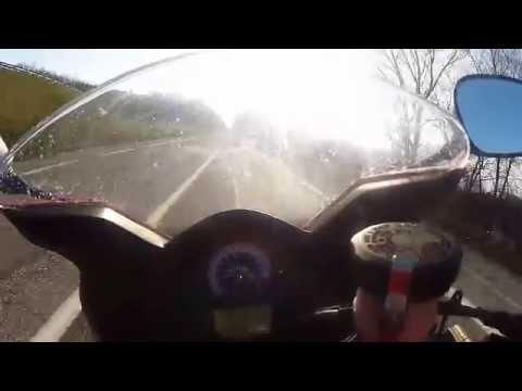 Suzuki SVS 650 210 KM/H