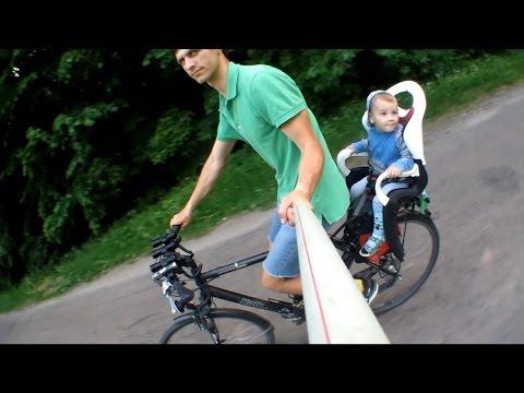 Детское велокресло Bellelli Tiger Standard