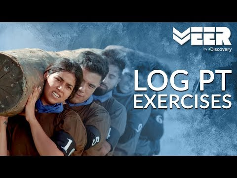 Log PT Training | India's Citizen Squad E1P2 | Veer by Discovery