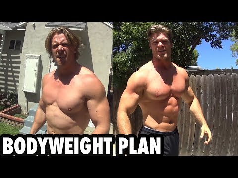 Buff Dudes Bodyweight Plan - Coming September 4 !