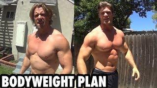 Buff Dudes Bodyweight Plan   Coming October 2017!