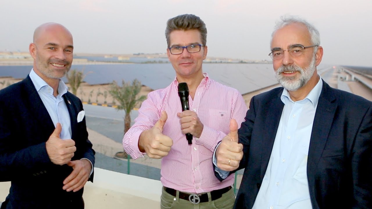 Our Mission No Emission in MENA and Beyond - Dii Duo: Paul van Son & Cornelius Matthes