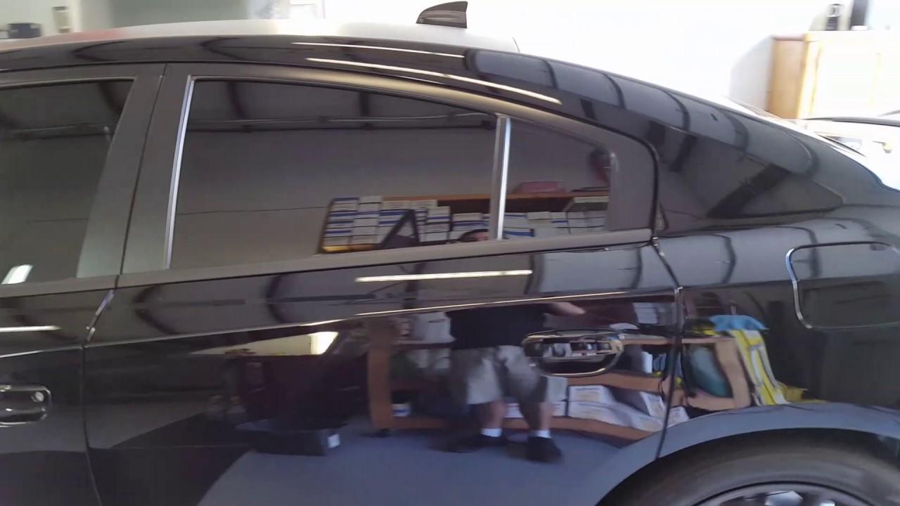 Tint Man Tinted Daytona With Llumar Ceramic Ctx 5 Ctx 40 Tint