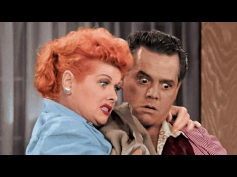 I Love Lucy Returns In Full Color