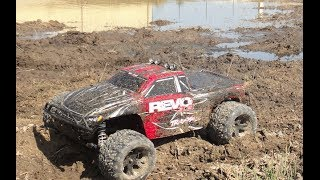 MaxxSlash = Slash 4x4 Monster Truck (Automodelismo RC Dunas Fortaleza)