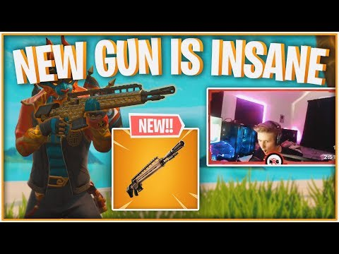 THE *NEW* LEGENDARY INFANTRY RIFLE IS OP!!!  l Stream Highlights