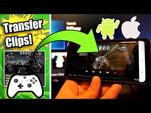 How to TRANSFER XBOX ONE CLIPS to your PHONE! (Android IOS)(Easy Method) from YouTube · Duration:  3 minutes 23 seconds