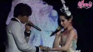 ELVA&羅志祥 - WOW巡迴演唱 敗給你