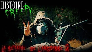 HISTOIRE CREEPY #25 - CE PSYCHOPATHE...