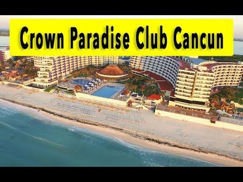 Crown Paradise Club Cancun 2018