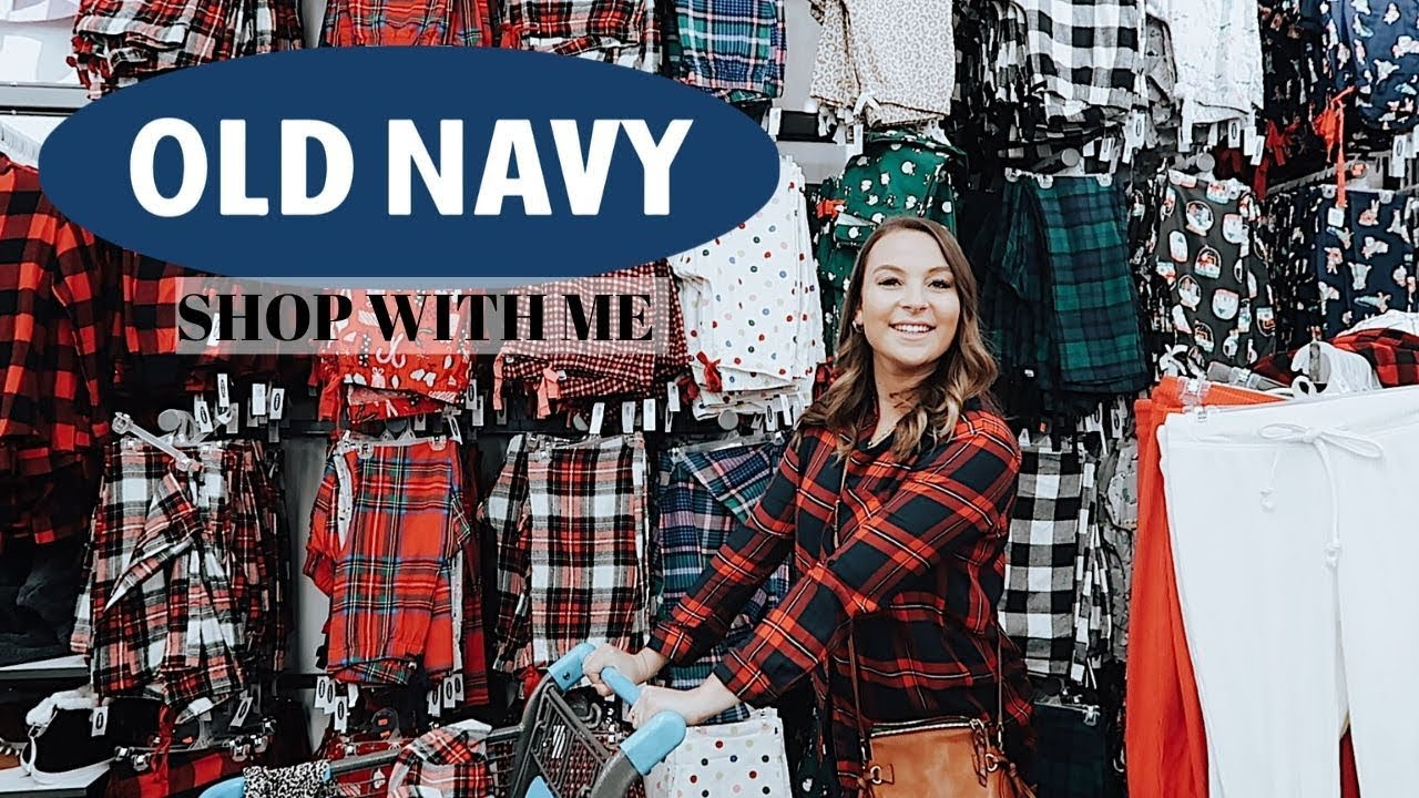 [VIDEO] – OLD NAVY SHOP WITH ME & HAUL FALL/WINTER 2019!