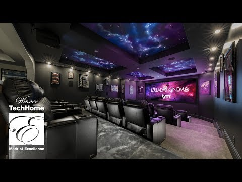 Home Theater of the Year, Consumer Technology Association, CES 2018
