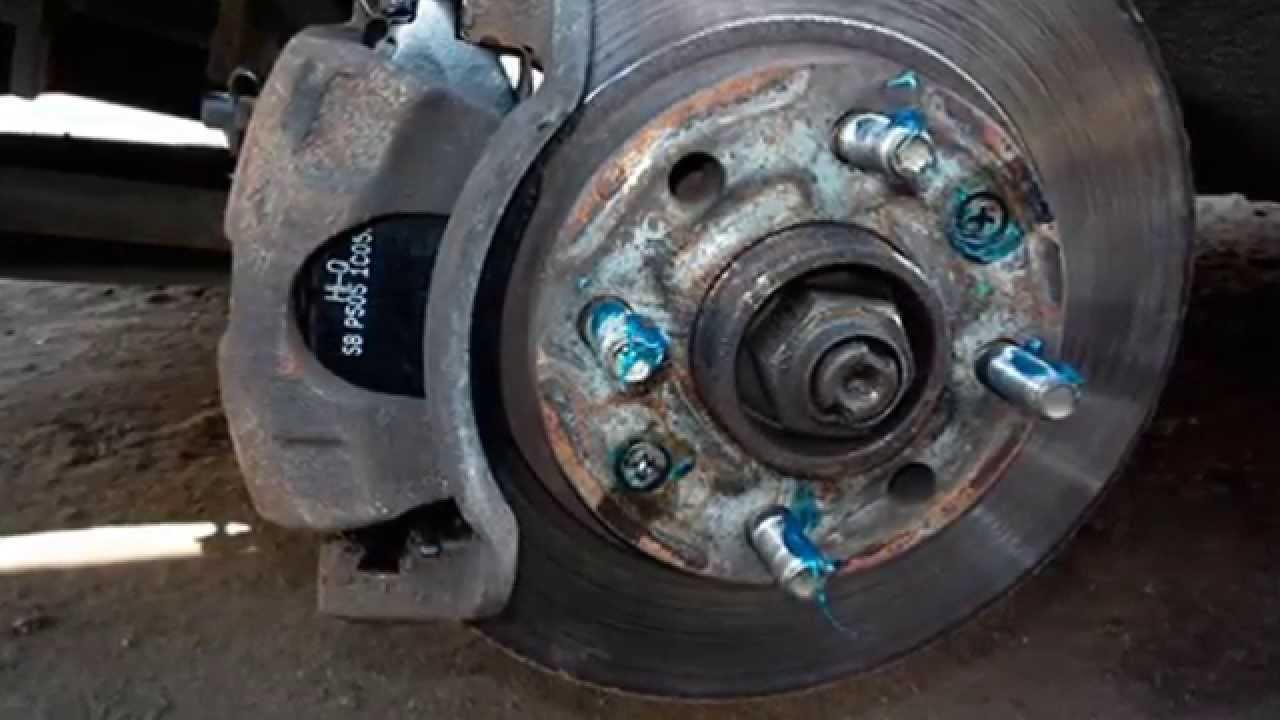 Замена тормозных дисков авео т300 Замена рычагов подвески audi