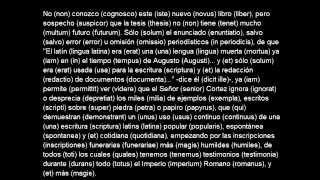 El castellano no viene del latín (tesis de Yves Cortez)