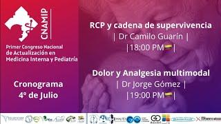 📚 Día 4: Primer congreso nacional de actualización en Medicina interna y Pediatría.