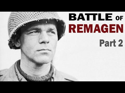 Battle of Remagen | 1945 | PART 2 | Invasion of Germany | World War 2 Documentary
