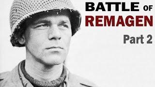 World War 2 in Europe   Battle of Remagen   1945   PART 2 of 2   World War 2 Documentary