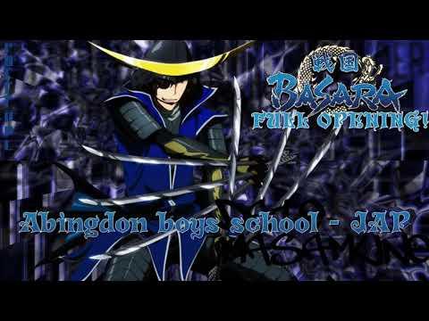 Sengoku Basara Full Opening [Abingdon Boys School - JAP]