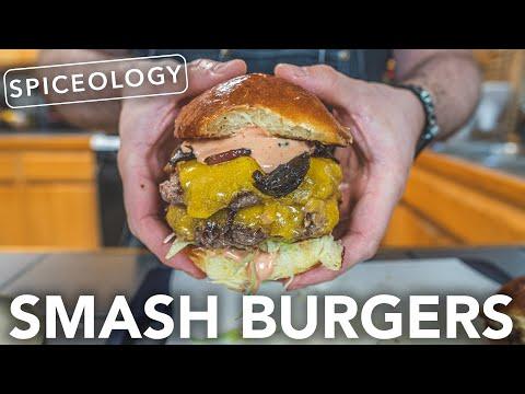 SMASH BURGERS // FISH FOOD
