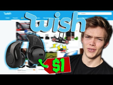 I Bought 5 WORKOUT Items From Wish (ARE THEY WORTH IT?)