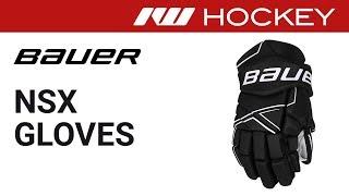 Bauer NSX Glove Review