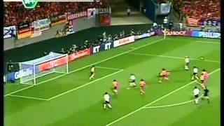 「韓国 × ドイツ」2002年W杯準決勝ハイライト