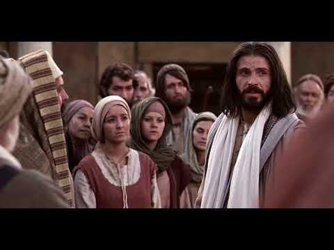 Jesús declara: YO SOY LA LUZ DEL MUNDO Y LA VERDAD OS HARA LIBRES