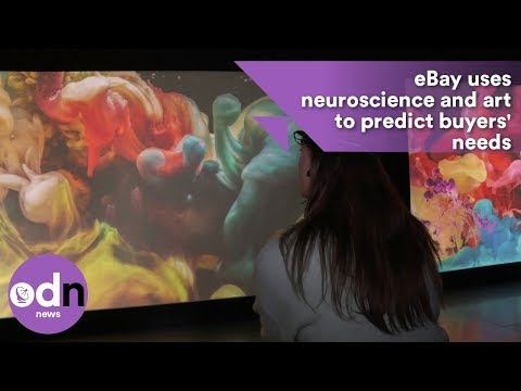 eBay uses neuroscience and art to predict buyers' needs