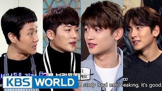 Video Entertainment Weekly   연예가중계 - Choi Minho, Ji Changwook, Jung Woo[ENG/中文字幕/2017.02.06] download MP3, 3GP, MP4, WEBM, AVI, FLV Januari 2018