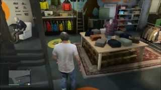 [Grand Theft Auto V] Acheter des vetements