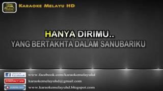 Anuar Zain Lelaki Ini Karaoke Minus One HD