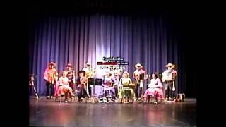 VOCES DEL SUR EL CANTAR DE MI GUITARRA VALENCI VENEZUELA.flv