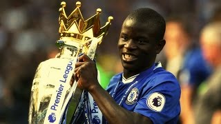 N39Golo Kante  Crazy Defensive Skills 2017  HD