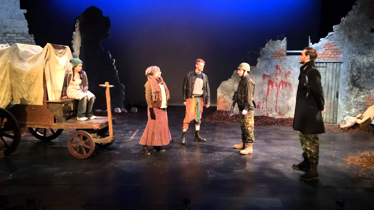MOTHER COURAGE by Bertolt Brecht - Scene 1 - YouTube