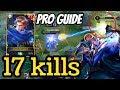 D'arcy Pro Guide 1 Shot Build 17 Kills  | Aov | 傳說對決 | Rov | Liên Quân Mobile