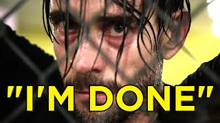 CM Punk DONE With Wrestling