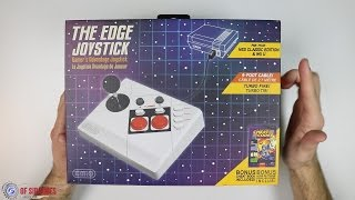 Edge Joystick for NES Classic Edition Unboxing