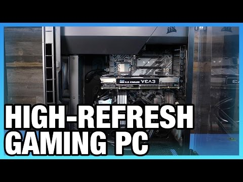 Staff Challenge: Build Me a 120Hz / 1440p Gaming PC