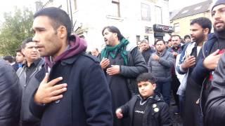 10th muharram Jaloos In Bradford 2015