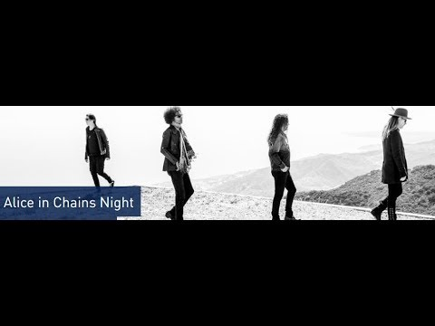 Alice In Chains night w/ MLB's Seattle Mariners Aug 20th - Beartooth in studio #2