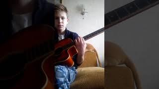 Nirvana-Smells Like Teen Spirit на гитаре! Видеоурок для НОВИЧКОВ!!!