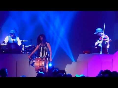 """Beats Antique """"Egyptic"""" @ Yost Theater Santa Ana CA 11-13-13"""