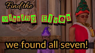 Avakin Life - Find the Missing Elves! Finally found em all!