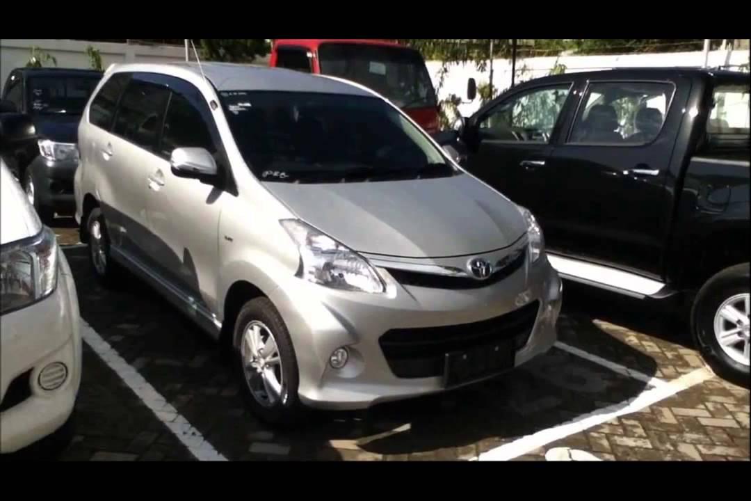 Toyota 2015 Model Toyota Avanza Veloz Luxury