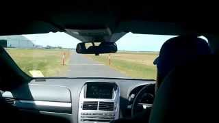 Ford Falcon FG X XR6 EcoLPI Ride & Sprint
