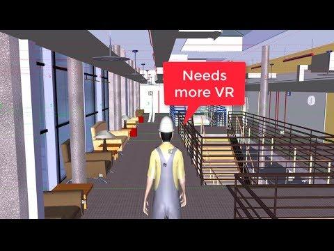 Navisworks to VR in One Click