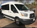 How to reset tire pressure on ford transit
