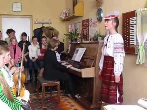 Кстеценко опера-казка лисичка котик і півник