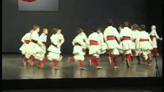 Dances from Macedonia - children ensemble