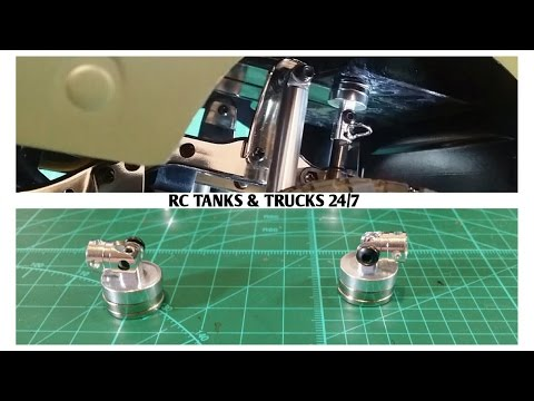 Magnetic Invisible Stealth Body Post Mounts - Installation Tutorial